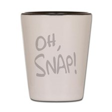 Oh Snap! Shot Glass