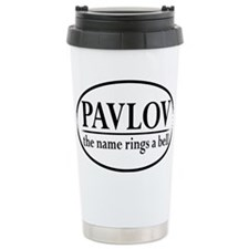 pavlovoval Ceramic Travel Mug