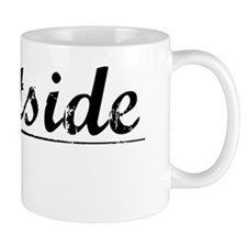 Westside, Vintage Small Mug