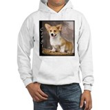 Pembroke Welsh Corgi Puppy Hoodie Sweatshirt