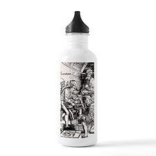 16th century woodcut s Water Bottle