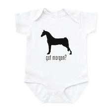 Morgan Horse Infant Bodysuit
