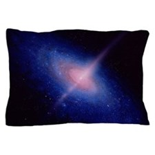 Active galaxy Pillow Case