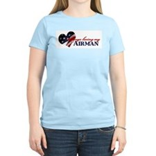 Always loving my airman T-Shirt