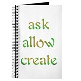 Ask Allow Create Journal