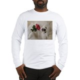 American Eskimo Dog Long Sleeve T-Shirt