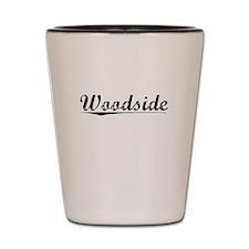 Woodside, Vintage Shot Glass
