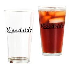 Woodside, Vintage Drinking Glass