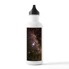 Aquila constellation Water Bottle