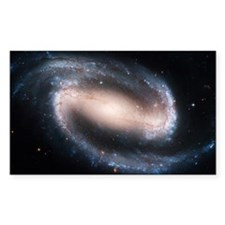 Barred spiral galaxy NGC 1300, Decal
