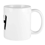 Irish Handwriting Mug