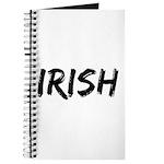 Irish Handwriting Journal