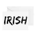 Irish Handwriting Greeting Cards (Pk of 10)