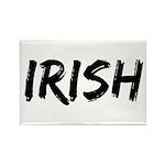 Irish Handwriting Rectangle Magnet