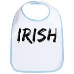 Irish Handwriting Bib