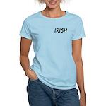 Irish Handwriting Women's Light T-Shirt