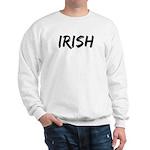 Irish Handwriting Sweatshirt