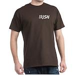 Irish Handwriting Dark T-Shirt