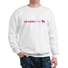 Airedale Mom Sweatshirt