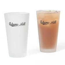 Adams Mill, Vintage Drinking Glass