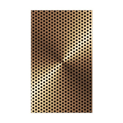 Copper Plate Decal