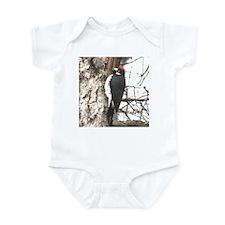 Calif. Redhead Woodpecker Infant Bodysuit