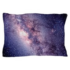 Central Milky Way Pillow Case
