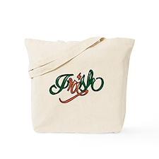 Irish Tattoo Tote Bag