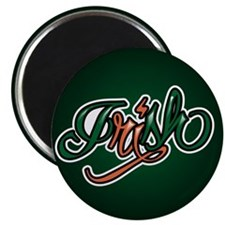 "Irish Tattoo 2.25"" Magnet (10 pack)"