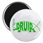 Druid Fish Magnet