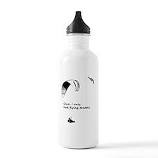 Flying dreams t-shirt Water Bottle