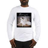 Borzoi Long Sleeve T-Shirt