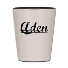 Aden, Vintage Shot Glass