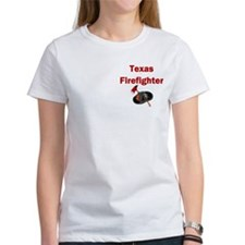 Texas Firefighter Tee