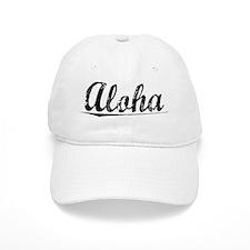 Aloha, Vintage Baseball Cap
