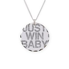 JUST WIN BABY, Vintage, Necklace