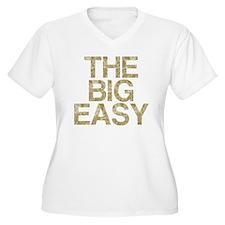 THE BIG EASY, Vin T-Shirt