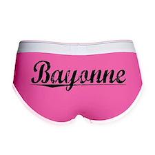 Bayonne, Vintage Women's Boy Brief