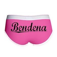 Bendena, Vintage Women's Boy Brief