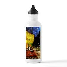 Van Gogh Cafe Terrace  Water Bottle