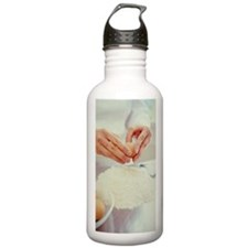 Egg and flour Water Bottle
