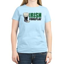 Irish Foreplay Distressed T-Shirt
