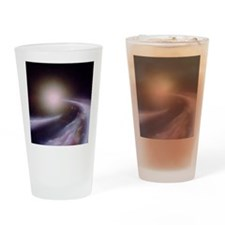 Formation of a new star Drinking Glass