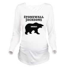 SJ 04 Long Sleeve Maternity T-Shirt