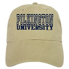 PILKINGTON University Baseball Cap