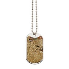 Gustav Klimt Tree Of Life Dog Tags