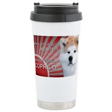 vita dopo la morte Ceramic Travel Mug