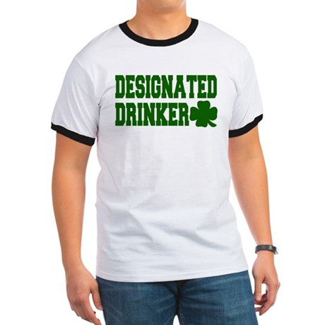 Designated Drinker Ringer T