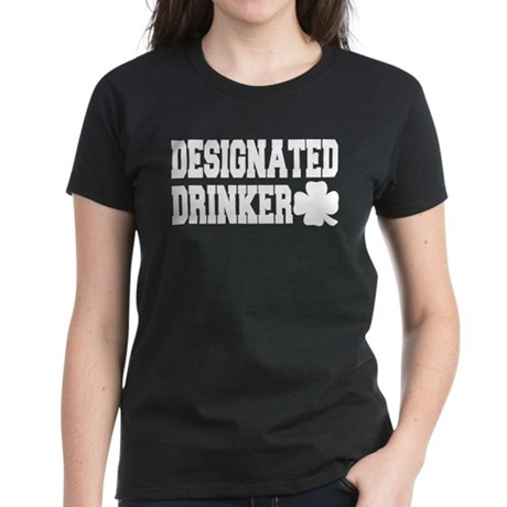 Designated Drinker Women's Dark T-Shirt