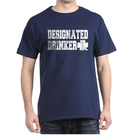 Designated Drinker Dark T-Shirt